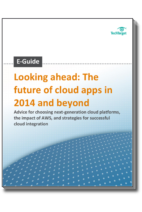 The Future of Cloud Apps in 2014
