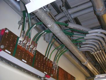 Data Center Critical Foundation Data Center Grounding