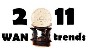 WAN trends 2011