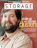 Storage Magazine Cover