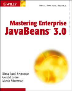 Mastering Enterprise JavaBean 3.0